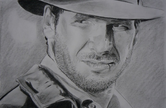 Harrison Ford by johnsy